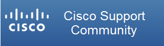 Cisco Support Community